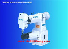 MODEL: PU-8B CYLINDER BED COMPUOND FEEDING SEWING MACHINE