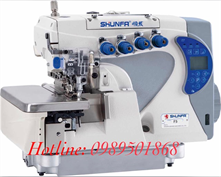 SHUNFA F5-4D OVERLOCK SEWING MACHINES