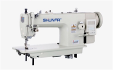 SHUNFA SF-202-D3 DIRECT DRIVE HEAVY DUTY BIG HOOK LOCKTITCH SEWING