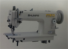 SHUNFA SF-0303 TOP AND BOTOM FEED LOCTITCH SEWING MACHINE