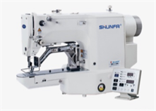 SHUNFA SF-430D ELECTRONIC BARTACKING MACHINE