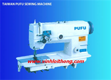 PU-842 DOUBLE NEEDLE LOCKTITCH SEWING MACHINE