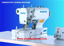 PU-8781Z COMPUTER CONTROL STRAIGHT HOLE SEWING MACHINE