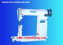 PU-810/820 SINGLE/ DOUBLE NEEDLE POST BED SEWING MACHINE