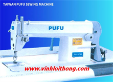 PU-8700HH LOCKSTITCH SEWING MACHINE( FOR HEAVY NATERIAL WITH BIG HOOL)